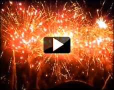 Party Fireworks Video